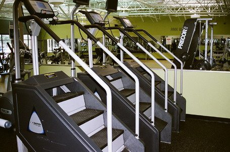 2nd Round Fitness Equipment - Used Steppers