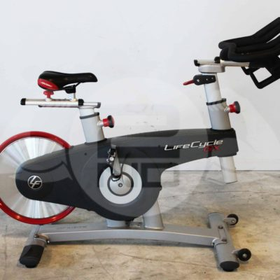 Life Fitness Cycle GX _ 2nd Round Fitness