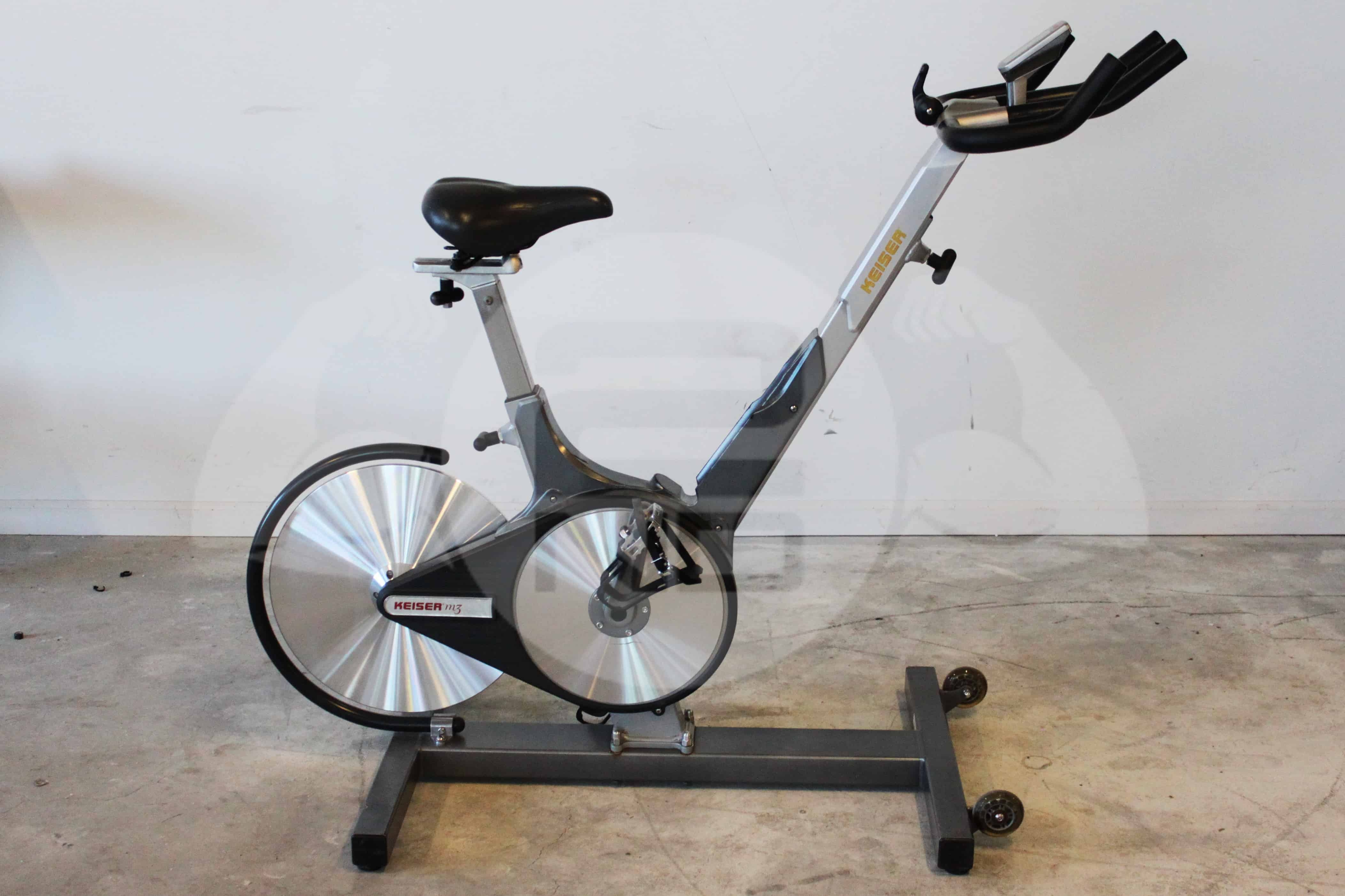 Keiser M3 Indoor Cycle _ 2nd Round Fitness