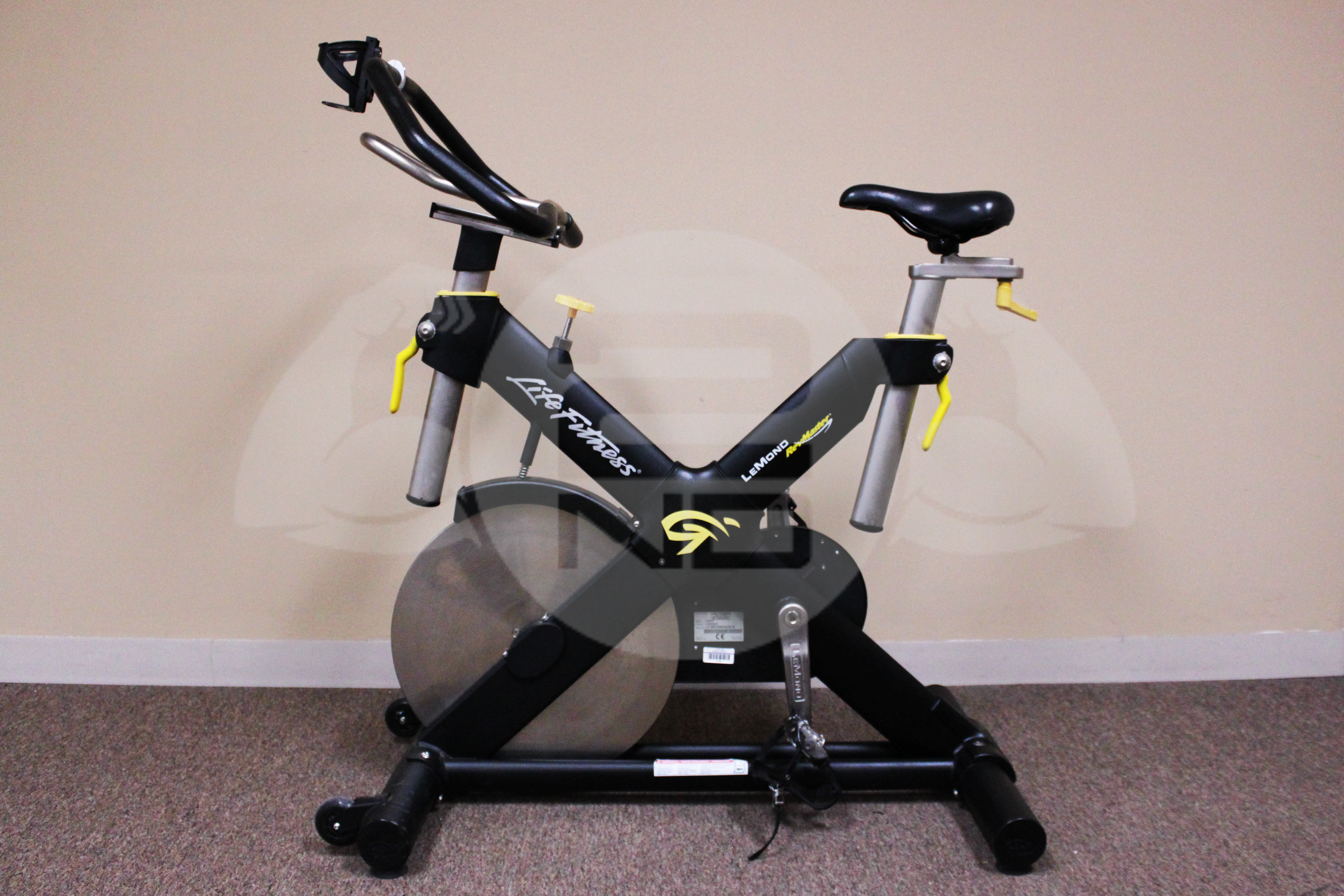 Lemond Revmaster Pro Indoor Cycle _ 2nd Round Fitness